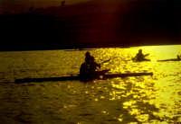 Gare di canoe sul lago   - Piana degli albanesi (3705 clic)