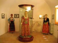 museo civico N. Barbato costumi tradizionali  - Piana degli albanesi (8478 clic)