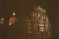la cattedrale del duomo dedicata a s.Agata.  - Catania (2215 clic)