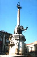FONTANA DELL'ELEFANTE  - Catania (3064 clic)
