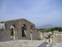 Vista di Erice dal campanile della Chiesa  - Guarrato (4072 clic)