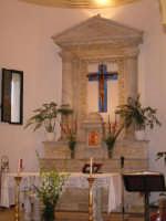 Lo splendido altare della Chiesa di Guarrato  - Guarrato (3813 clic)