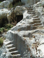 La grotta dei Briganti  - Cava grande del cassibile (15503 clic)
