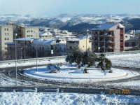 Ragusa sotto la neve  - Ragusa (3963 clic)