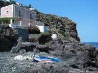 Abitazione ad Alicudi  - Alicudi (9354 clic)