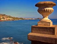 La costa Ionica  - Aci castello (2042 clic)