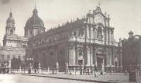 Il Duomo  - Catania (2820 clic)