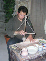 Cheese Art 2004 - Antichi mestieri  - Donnafugata (5079 clic)