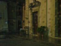 Porta ingresso chiesa di Saponara In provincia di Messina  - Saponara (6728 clic)