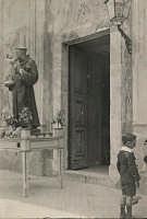 Portale vecchia chiesa di Serro (1942)  - Villafranca tirrena (8057 clic)