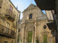 chiesa santa maria assunta sec. XV-XVI facciata in stile barocco   - Palermo (4478 clic)