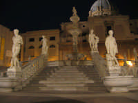 piazza pretoria da molti chiamata anche piazza della vergogna  - Palermo (1891 clic)
