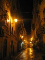 il fascino di una città che dorme PALERMO ISACCO