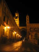la cattedrale di palermo vista di notte PALERMO ISACCO