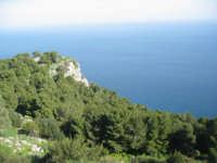 panorama dalla piazzetta di monte pellegrino  - Palermo (2291 clic)