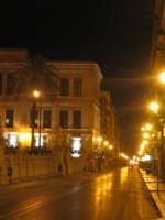 una delle vecchie strade principali di palermo che conduce alla cattedrale PALERMO ISACCO