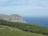 panorama dalla piazzetta di monte pellegrino  - Palermo (2635 clic)