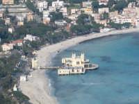 Mondello da monte pellegrino  - Palermo (3585 clic)