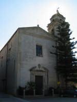 chiesa di san sebastiano in stile barocco chiusa sclafani viene aperta solo pochissime volte all'anno dentro è veramente molto bella  - Palermo (5778 clic)