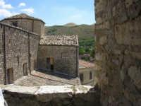 La copertura della chiesa greco-ortodossa vista dal campanile.  - Palazzo adriano (3389 clic)