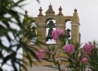 Campanile della Chiesa Madre.  - Custonaci (2444 clic)