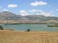 Piana degli Albanesi. Panorama del lago PIANA DEGLI ALBANESI GAETANO FERRUCCIO MILLOCCA