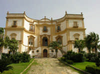 Villa Cattolica - Dedicata a Guttuso - Lato sud  - Bagheria (4268 clic)