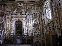CASTELLO -particolare della chiesa  - Castelbuono (2053 clic)
