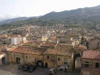 Panorama visto dal Castello  - Castelbuono (3435 clic)