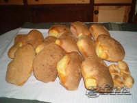 il pane di un tempo (5/5)  - Salemi (5444 clic)