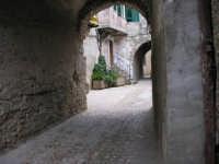 Cortile, set del film  nuovo cinema paradiso  - Palazzo adriano (6516 clic)