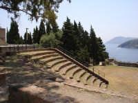 Il teatro del Castello  - Lipari (2269 clic)