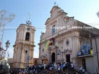 Chiesa di S. Maria - Festa della Madonna della Stella - 8/09/04  - Militello in val di catania (7854 clic)