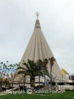 Chiesa sella madonna delle lecrime -esterno-  - Siracusa (2544 clic)