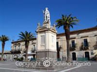 Piazza San Rocco  - Scordia (3546 clic)