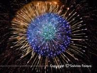 18/08/04 Festa del SS. Salvatore -Fuochi d'articio-  - Militello in val di catania (2585 clic)