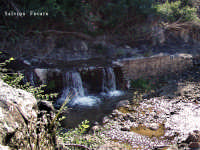 cascate ...in coppia  - Militello in val di catania (8565 clic)