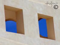 Chiesa del Gesù Redentore -Dettaglio esterno-  - Scordia (2267 clic)