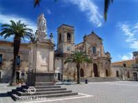 -Piazza San Rocco-  - Scordia (8588 clic)