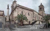 chiesa madre.  - Vizzini (8368 clic)