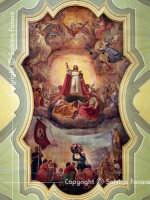 Chiesa di San Nicolò - Dettaglio della volta centrale.   - Militello in val di catania (1855 clic)