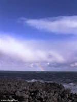 Arcobaleno sul mare  - Sferracavallo (4045 clic)