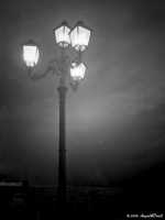 Arenella (PA) - Caratteristico lampione d'epoca  - Palermo (3789 clic)