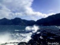 Sferracavallo (Pa) - il mare d'inverno  - Sferracavallo (4330 clic)