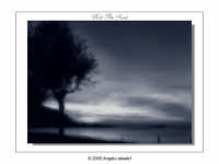 Sferracavallo (PA) - Tramonto sul lungomare di Barcarello - personale rielaborazione (Ott 2005) LXV  - Sferracavallo (3418 clic)
