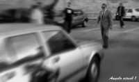 Palermo - palazzo di giustizia - Il ciak della prima scena del nuovo film sulla vita del  giudice Fa