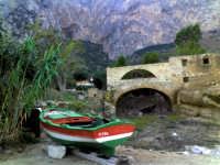 Riparo per le barche della vecchia tonnara di Vergine Maria (sett 2005) XXVI PALERMO AngelDevil