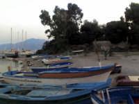 L'approdo per le barche all'Arenella dietro la tonnara Florio (sett 2005) XXIX PALERMO AngelDevil