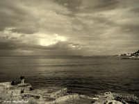 Sferracavallo (PA) - Vista sul mare dal golfo di Sferracavallo (Nov 2005) LXXXVI  - Sferracavallo (3988 clic)
