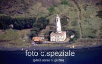 veduta aerea del faro di Gelso  - Vulcano (12711 clic)